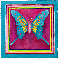 Butterfly No. 10 by Rachel Tribble (Giclee Print)
