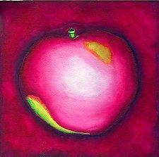 Macintosh Apple by Rachel Tribble (Giclee Print)
