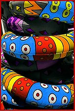 Crazy Eights by Maurine Sutter (Color Photograph)