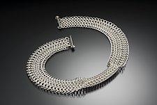Knight by Edith Schneider (Silver Necklace)