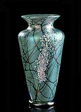 Amazon Traditional Vase by Bryce Dimitruk (Art Glass Vase)