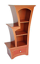 Bookcase No.7 by Vincent Leman (Wood Bookcase)