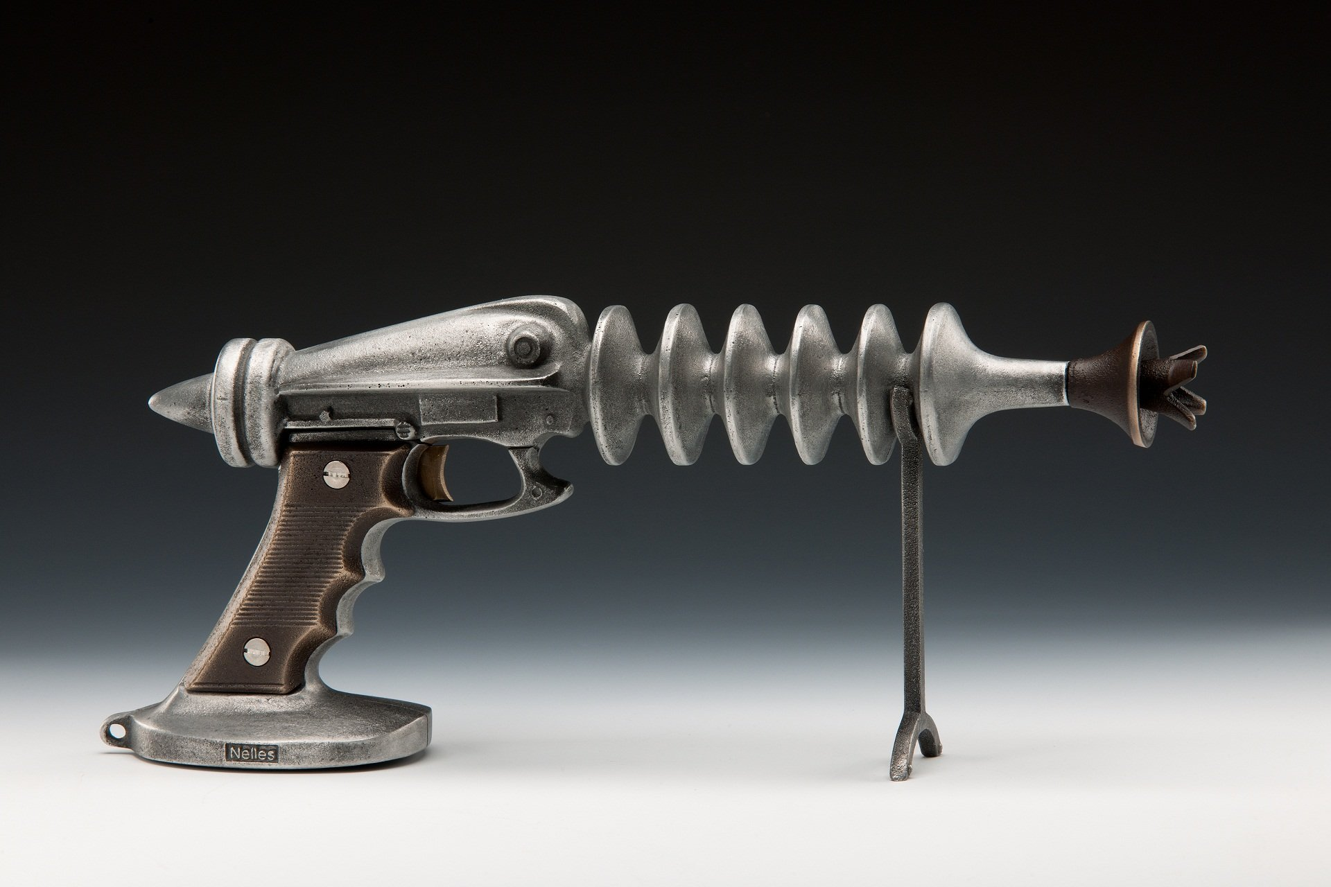 Ray Gun By Scott Nelles Metal Sculpture Artful Home