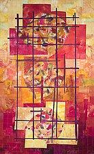 Summer Solstice by Catherine Kleeman (Art Quilt)