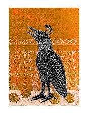 Bird 1 by Alison Palmer (Pigment Print)