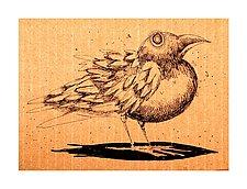 Bird 3 by Alison Palmer (Pigment Print)