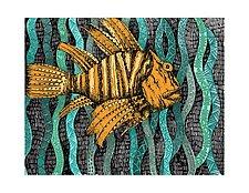 Fish 2 by Alison Palmer (Pigment Print)