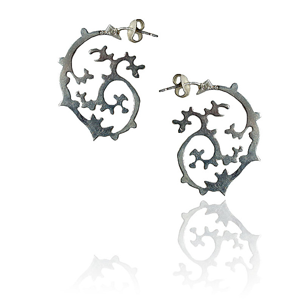 Japanese Garden Earrings