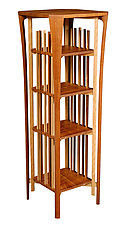 Etagere by Mathieu Patoine (Wood Shelf)