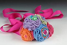 Blossom Sash by Cathy Ridge  (Cashmere Sash)