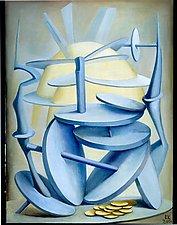 Balance by Konstantin Konstantinov (Oil Painting)