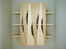 W.C. Cabinet by John Nalevanko (Wood Cabinet)