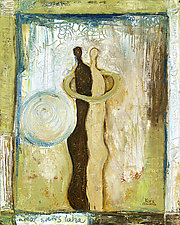 Love, Dreams, & Struggle by Klara Chavarria (Giclee Print)