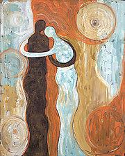 Our Love II by Klara Chavarria (Giclee Print)