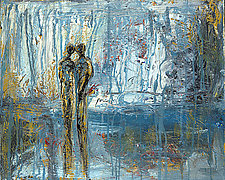 Love as Water by Klara Chavarria (Giclee Print)