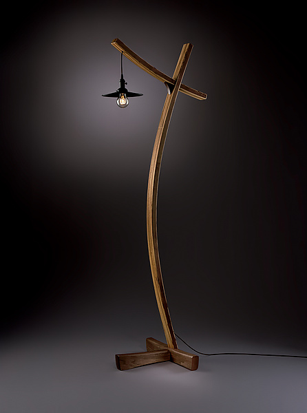 cool shade picture with floor wood driftwood rustic lamp