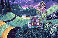 First Warm Night by Wynn Yarrow (Giclee Print)