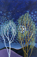 A Moon to Dream on by Wynn Yarrow (Giclee Print)