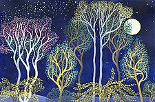 Arbor Dance by Wynn Yarrow (Giclee Print)