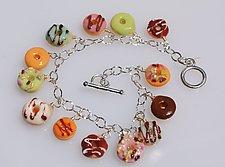 Baker's Dozen by Carolyn Tillie (Polymer Clay Bracelet)