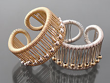 Kinetic Ring by Tana Acton (Gold & Silver Ring)