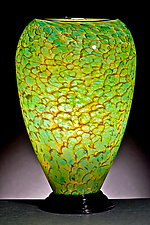 Aquatic Lamp by Curt Brock (Art Glass Table Lamp)