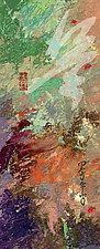 Irodori Yutakana Hanazono 2 by Frank  Satogata (Dye Sublimation Print)