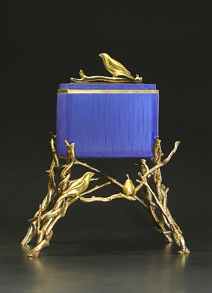 Blue Finch Box