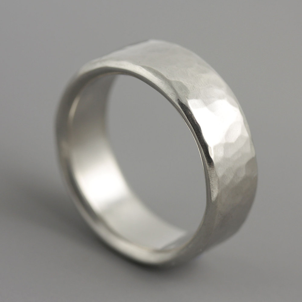 s dune palladium wedding band by palladium