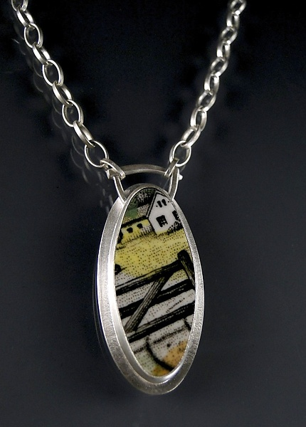 Oval Meadow Necklace