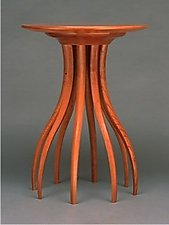 Cherry Side table by Blaise Gaston (Wood Side Table)