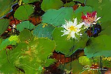 Blooms by Frank  Satogata (Dye Sublimation Print)