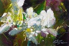 White Ginger by Frank  Satogata (Dye Sublimation Print)