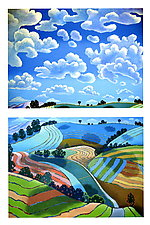 Horizon by Wynn Yarrow (Giclee Print)