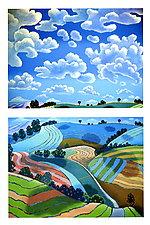 Horizon by Wynn Yarrow (Giclee Print)