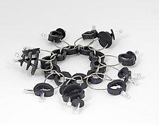 Charm Bracelet by Kathleen Nowak Tucci (Rubber Bracelet)