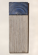 Flow by Kipley Meyer (Wood Wall Sculpture)