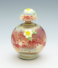 Freckles by Chris Pantos (Art Glass Perfume Bottle)