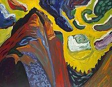 Yellow Sky by Bruce Klein (Giclée Print)