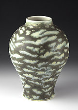 Untitled Vase 1029 by Ben Howort (Ceramic Vase)