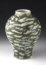 Untitled Vase 1029 by Ben Howort (Ceramic Vase)