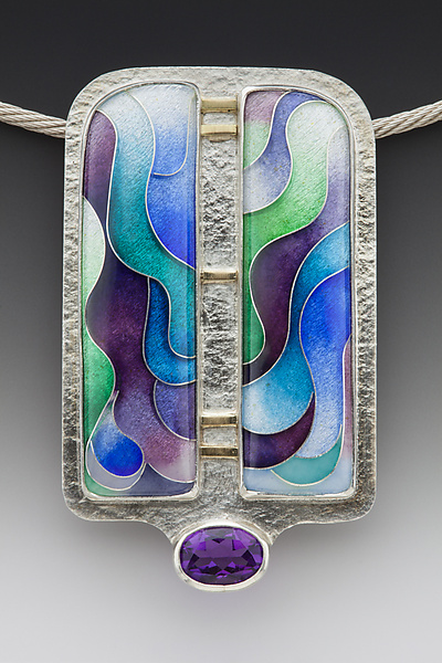 Split Waterfall Pendant