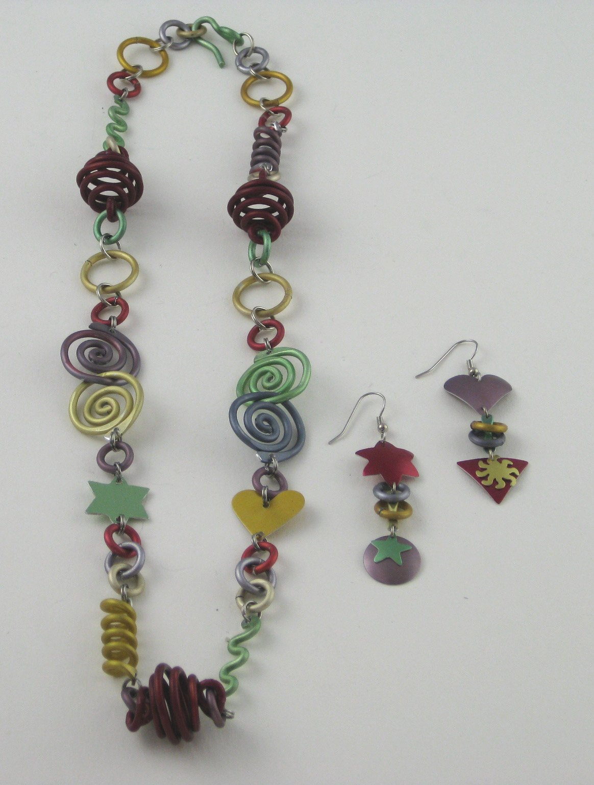 how to clean anodized aluminum jewelry