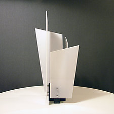 Petal Lamp V01 by John Nalevanko (Acrylic Lamp)