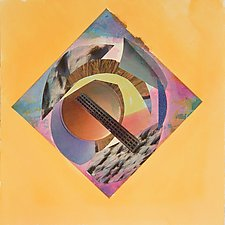 Orb in Diamond 1 (Tucker) by Jon Taner (Giclée Print)