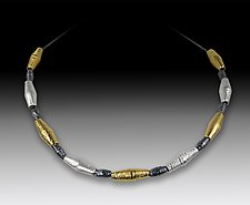 All Handmade Bead Necklace by Suzanne Q Evon (Beaded Necklace)