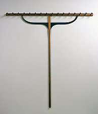 Autumn by Duncan Gowdy (Wood Coat Rack)