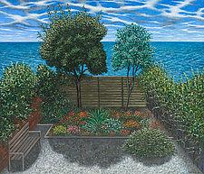 Anna's Garden by Scott Kahn (Giclée Print)