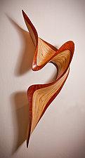 Jive by Kerry Vesper (Wood Wall Sculpture)