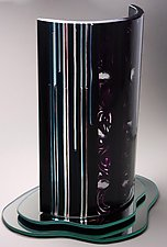 Passion by Colleen Gyori (Art Glass Sculpture)